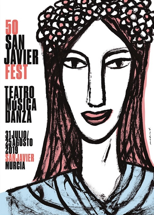 50 San Javier International Theater, Music and Dance Festival