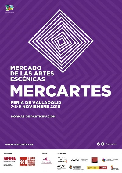 The Mercartes fair will bring together the performing arts sector in Valladolid