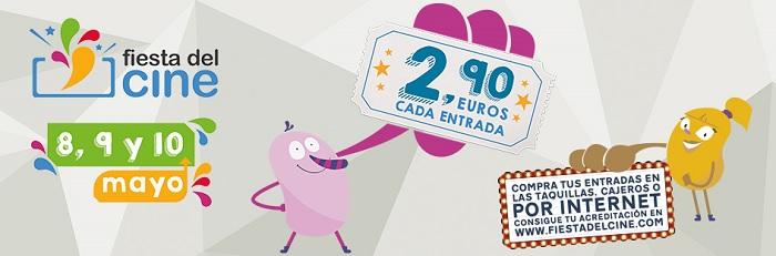 Resultado de imagen de Fiesta del Cine arranca este lunes con entradas a 2,90 euros en 19 salas de Galicia