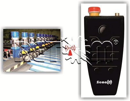 Wireless Control System RETOM